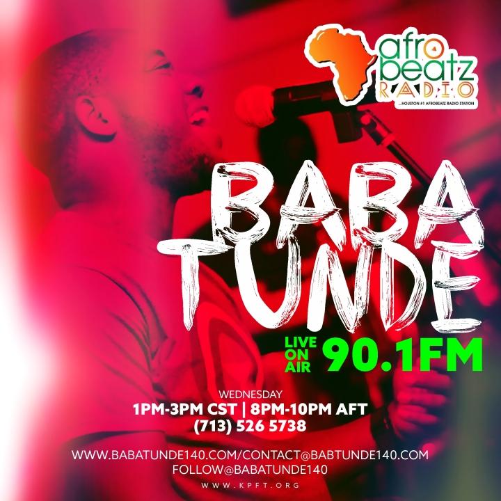 Babatunde Afrobeats FM Artwork-2